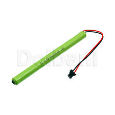 Rechargeable Battery Ni-MH AA with Cable 2 Pin 3.6V 1000mAh
