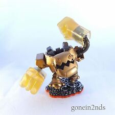 Skylanders Trap Team JAWBREAKER TRAP MASTER (Tech) Comp with Superchargers