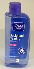 CLEAN AND CLEAR BLACKHEAD CLEARING CLEANSER - 200ML