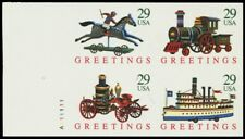 2718aPb, MNH XF Imperforate Pane of Four Stamps Proof Cat $1000.00 - Stuart Katz