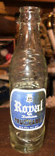 ROYAL DELICIOUS SAN MIGUEL ACL CROWN  BOTTLE PHILIPPINES