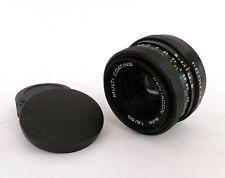 Pentacon Auto 50 mm F1.8 M42 Vite Mount Lens #187MS