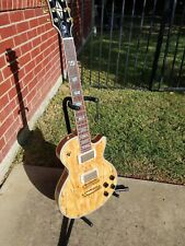 Chibson LP guitar