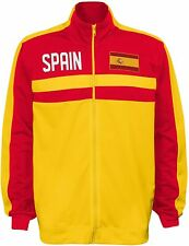 Outerstuff Youth Spain National Football Team Track Jacket
