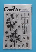 Card-io Collection Clear STAMPS Vegetable Patch