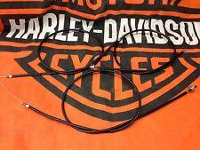 Harley Seilzug Satz WL WLC WLA WLD UL 1 Harley Cable set Oldschool Flathead