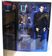 "James Bond GOLDFINGER Sideshow SEAN CONNERY 12"" Figure in Box (1:6 Scale 007)"