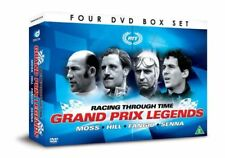 Racing Through Time: Grand Prix Driving Legends [DVD]