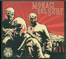 Monaci Del Surf - Omonimo Digipack 2012 (Micalizzi/Beatles/Mizzy/Apache) Cd Raro