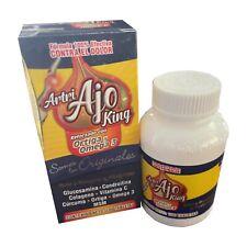 Artri Ajo King Arthritis Joint Pain Osteoporosis 100 Tabs Reconstruye CARTILAGO