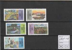 Zweden postfris 1996 MNH 1945-1949 - Kunst / Art