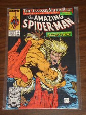 AMAZING SPIDERMAN #324 VOL1 MARVEL COMICS SPIDEY NOVEMBER 1989