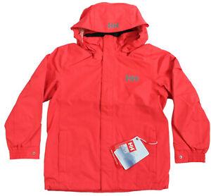 Size 10 181 Dragon Fruit Helly Hansen Kids /& Baby Shield Waterproof Outdoor Pant