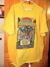 DISNEYWORLD PIRATES OF THE CARIBBEAN POSTER SERIES EXCLUSIVE T-SHIRT X-LARGE NWT