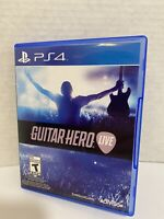 Guitar Hero Live Playstation 4 PS4 | Game Only