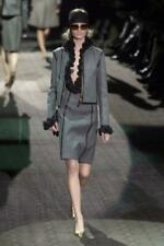Gucci by Tom Ford Tweed Skirt