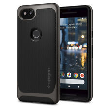 Spigen® Google Pixel 2 [Neo Hybrid] Reinforced Hard Bumper Frame Case