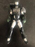 "Iron Man Marvels Initiative War Machine 6"" Figure Hasbro 2010"