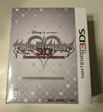 Kingdom Hearts 3D: Dream Drop Distance Mark of Mastery Edition BRAND NEW GAME