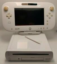 Original Nintendo Wii U Konsole + Gamepad + Docking Station und Kabel TOP
