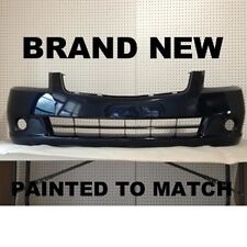 Fits; NEW 2005 2006 Nissan AltimaFront Bumper Painted to Match Your Car