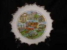 Vintage Souvenir Plate~New Orleans, Louisiana xo