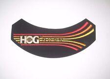 NEW 2017 HOG Harley Davidson Owners Group Patch Badge for Jacket or Vest Unused