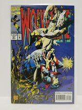 Wolverine #81 - Marvel comics May 1994 - actual pictures - 8.0 VF