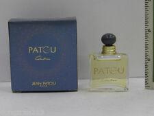 PATOU NACRE COLLECTION BY JEAN PATOU 0.17oz 5ml EDP WOMEN MINIATURE SPLASH NEW
