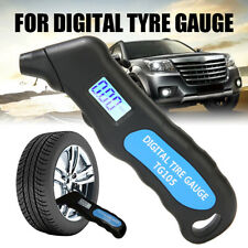 1Set Tire Pressure Guage Digital Car Truck Bike Auto LCD Meter Tester Tyre Gauge