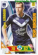 494 LUKAS LERAGER GIRONDINS BORDEAUX TOP RECRUE CARTE CARD ADRENALYN 2018 PANINI