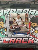 2020-2021 Revolution Basketball Hobby Box Factory Sealed Look ForLaMello Wiseman
