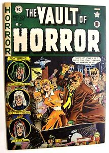 JOHNNY CRAIG FILE COPY VAULT OF HORROR #20 DAVIS - KAMEN- INGELS - 1951!