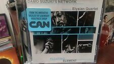 Damo Suzuki's Network/The Elysian Quartet - Floating Element CD (KrautRock CAN)
