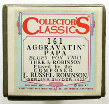 "J. RUSSEL ROBINSON ""Aggravatin' Papa"" COLLECTORS CLASSICS 161 [PIANO ROLL]"
