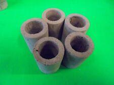 Canne à Pêche Poignée Bouchons 34 mm Large x 48 mm long 22 mm alésage X 10 crochets