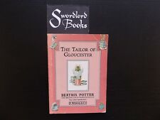| @Oz |  THE TAILOR OF GLOUCESTER By Beatrix Potter (1990), Softcover