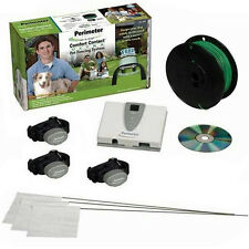 Perimeter Technologies Ultra Comfort Contact Inground Fence 3 Dog 5 acre 20ga