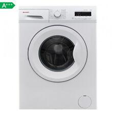 SHARP ES-FB7143W3A-DE Waschmaschine, 7 KG, A+++, 1400 U/Min., KURZPROGRAMM