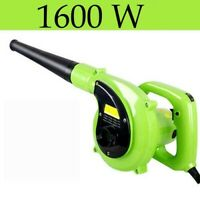 220V 1600W Electric Operated Air Blower Vacuum Cleaning Computer Suck Blow Dust