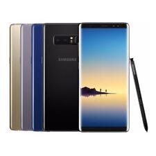 Samsung Galaxy Note 8 - 64GB-Totalmente Desbloqueado-Verizon, AT&T, móvil y global T