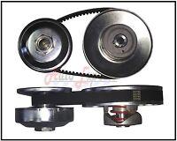 "40 Series Torque Converter 3/4""Driven 1""Driver Clutch Pulley Comet 40D Belt Set"