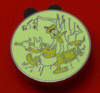 Used Disney Enamel Pin Badge Donald Duck Magical Mystery Pin