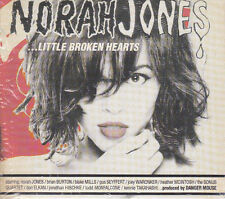CD ♫ Compact disc «NORAH JONES ♪ LITTLE BROKEN HEARTS» nuovo digipack