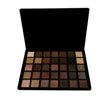 Nabi 35 Color Eyeshadow Palette London Matte & Shimmer Neutral Tones Natural