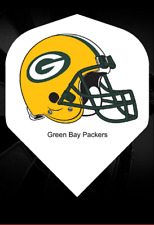NFL Dart Flights(3-Flights) Green Bay Packers