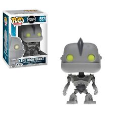 The Iron Giant Pop Vinyl Figure #557 Funko Ready Player One New!