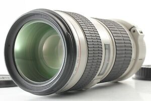 *NEAR MINT* CANON EF 70-200mm F/4 L USM AF Telephoto For EOS From JAPAN #FedEx#