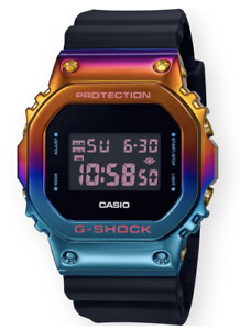 Casio G-Shock Shanghai Night Rainbow GM5600SN-1 Limited Edition 2021 Brand New