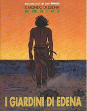 Moebius : Il mondo di Edena - Comic Art - nuovo e perfetto - 1994